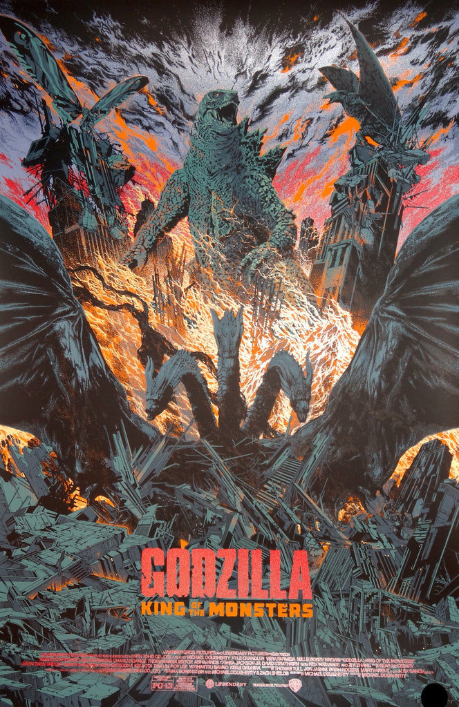 Kilian Eng - Godzilla King of the Monsters