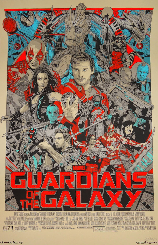 Tyler Stout - Guardians of the Galaxy AP Edition