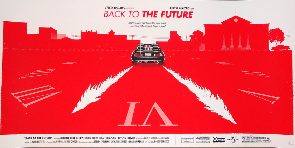 Guillaume Morellec - Back to the Future: A Race Against Time