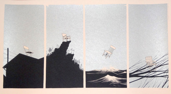 Justin Santora - Four Vantage Points