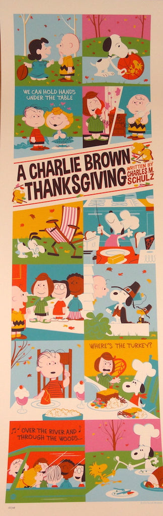 Dave Perillo - A Charlie Brown Thanksgiving
