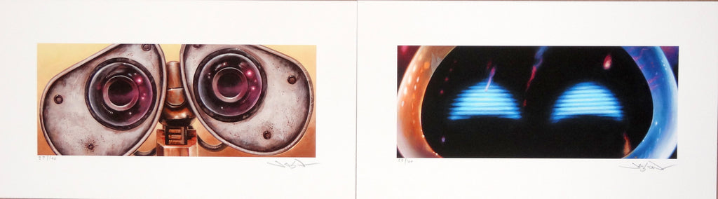 Jason Edmiston -  Wall-E and Eva Set