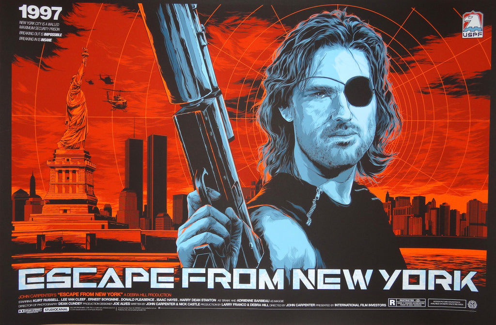Ken Taylor - Escape From New York