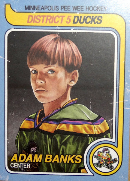 Cuyler Smith - Mighty Ducks (Trading Card)