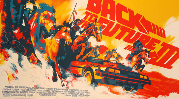 Matt Taylor - Back to the Future Part III (3)