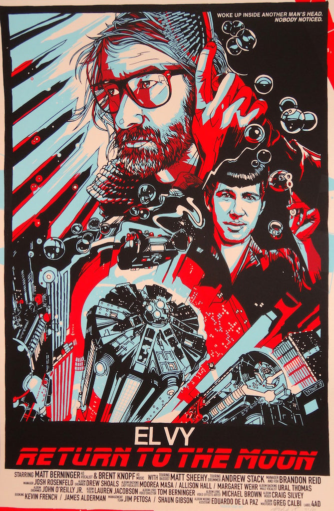 Tyler Stout - El VY Return to the Moon