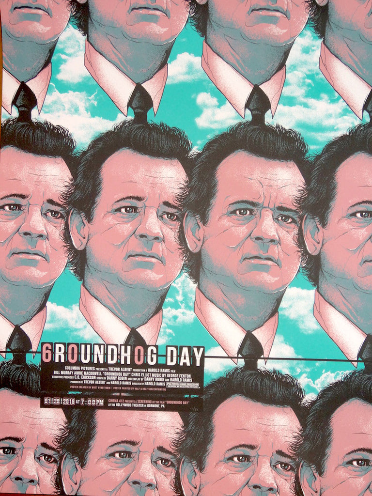 Matt Ryan Tobin - Groundhog Day Variant