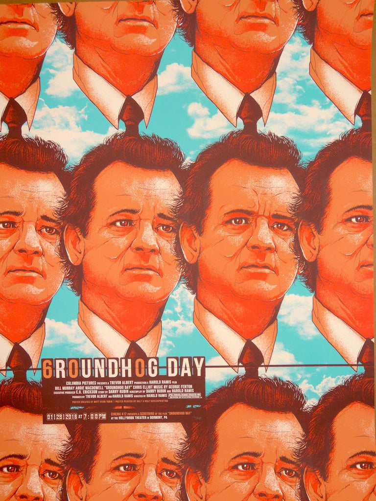 Matt Ryan Tobin - Groundhog Day