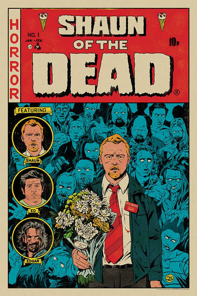 Johnny Dombrowski - Shaun of the Dead (Presale)