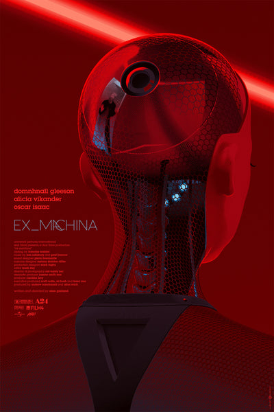 Laurent Durieux - Ex Machina (PRESALE)