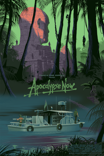 Laurent Durieux - Apocalypse Now Variant (PRESALE)