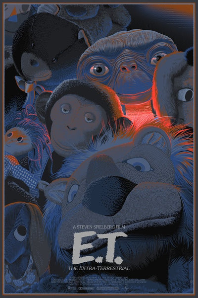 Laurent Durieux - E.T. Variant (PRESALE)