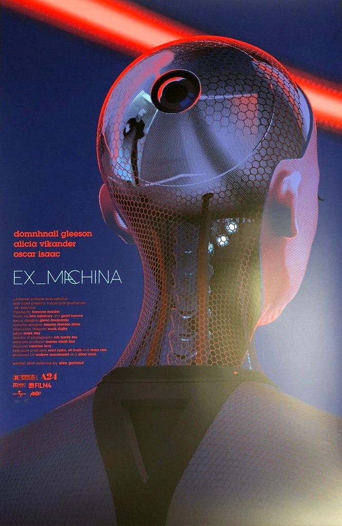 Laurent Durieux - Ex Machina Variant (PRESALE)