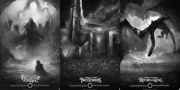 Karl Fitzgerald - Lord of the Rings Variant Set (PRESALE)