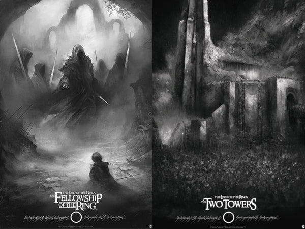 Karl Fitzgerald - Lord of the Rings Variant Set