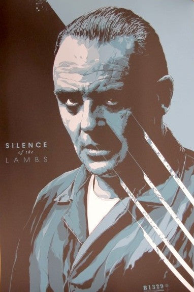 Ken Taylor - Silence of the Lambs (Variant)
