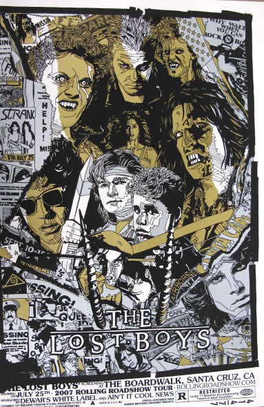Tyler Stout - The Lost Boys