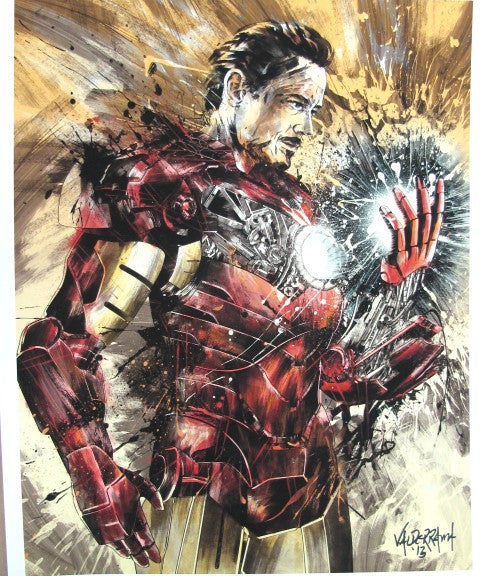 JP Valderrama - Light it Up - Tony Stark