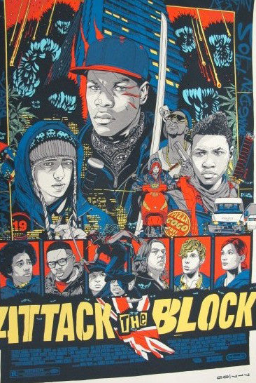 Tyler Stout - Attack the Block