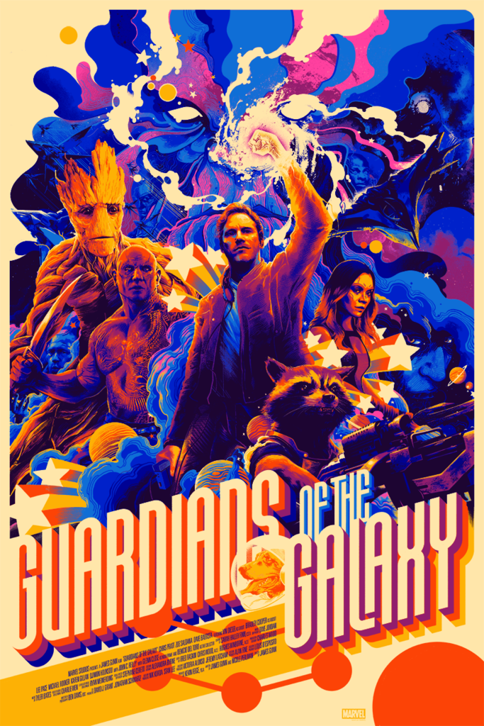 Matt Taylor - Guardians of the Galaxy (Presale)