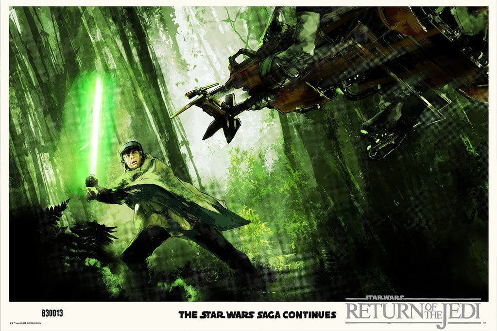 Jock - Star Wars: Return of the Jedi Variant (PRESALE)