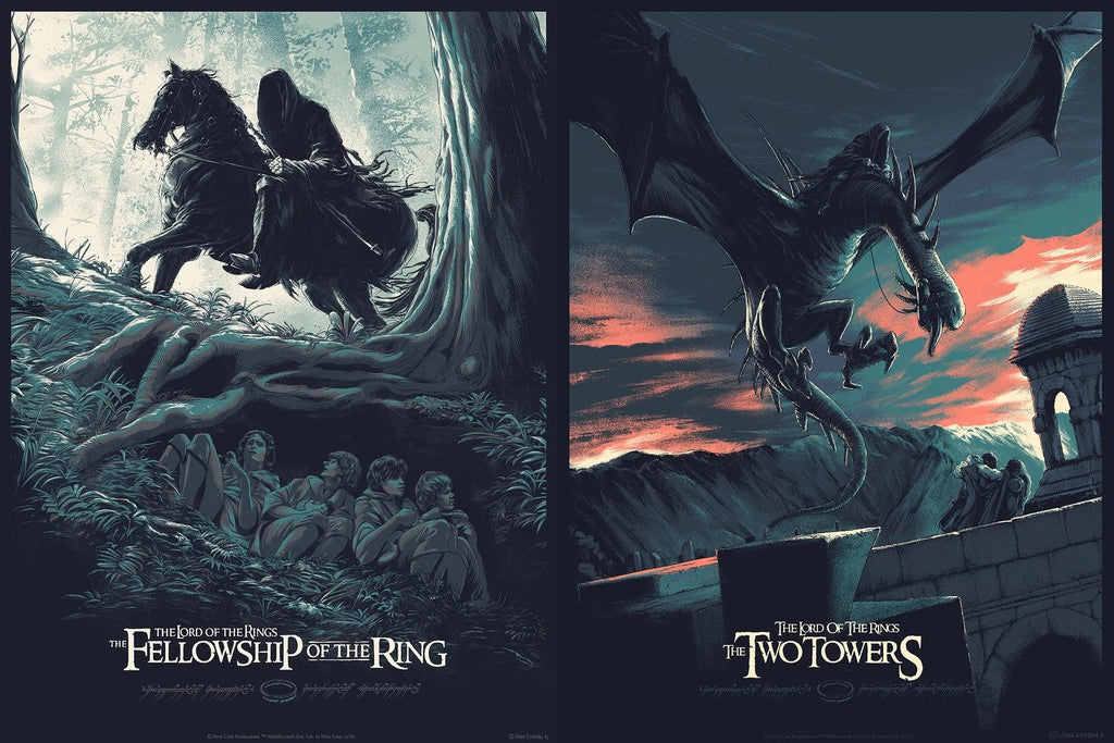 Juan Esteban Rodriguez - Lord of the Rings Set (Pre-Sale)