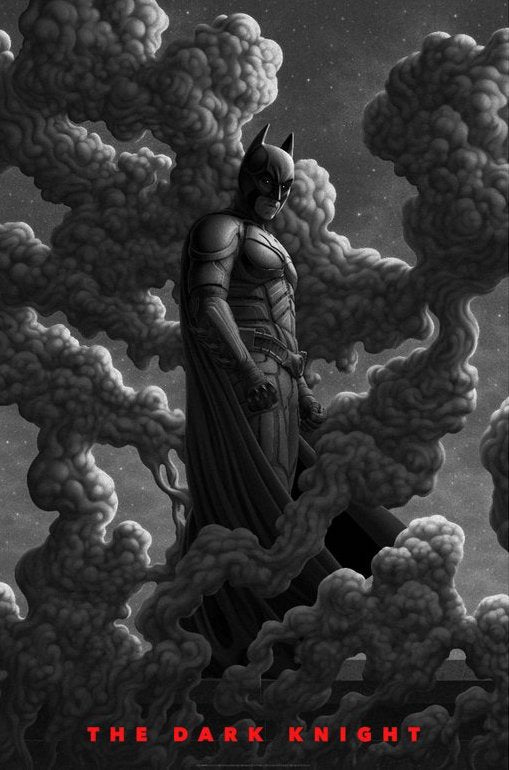 Boris Pelcer - The Dark Knight Variant (Batman) (PRESALE)