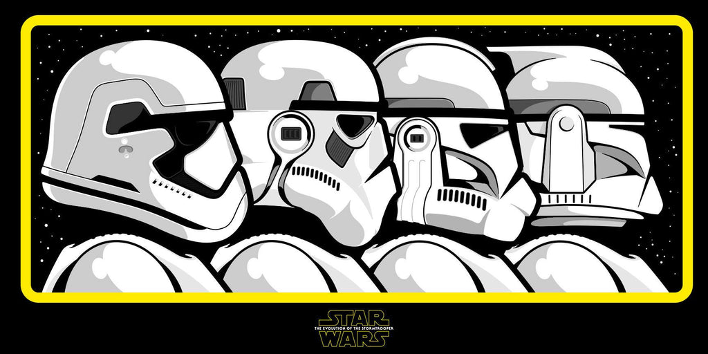 Salvador Anguiano - Star Wars: Evolution of a Stormtrooper