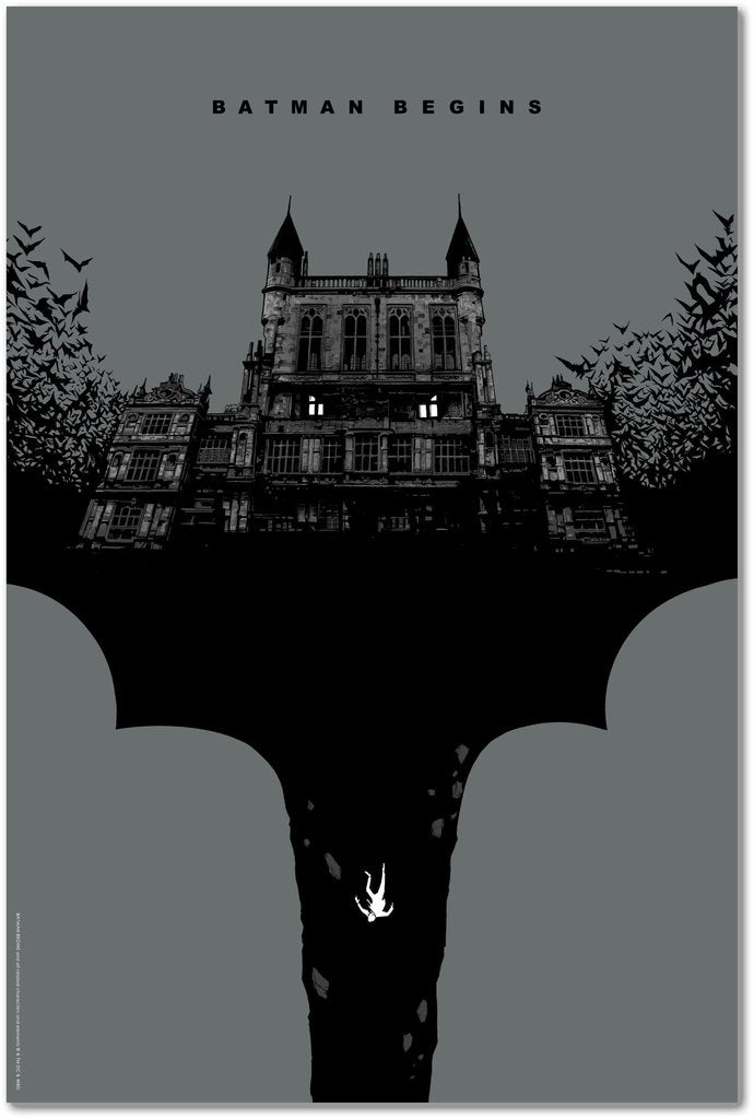 Lee Garbett - Batman Begins