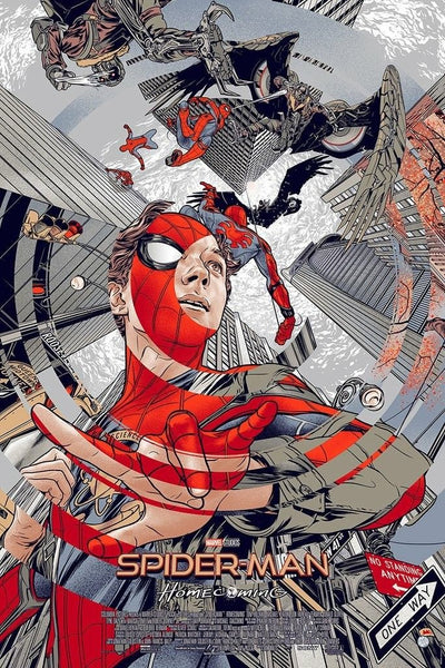 Martin Ansin - Spider-Man Homecoming Variant (Pre-Sale)
