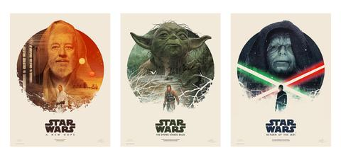 Gabz - Star Wars Trilogy Set