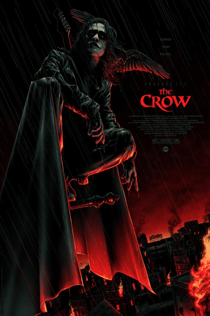 Matt Ryan Tobin - The Crow (Pre-Sale)