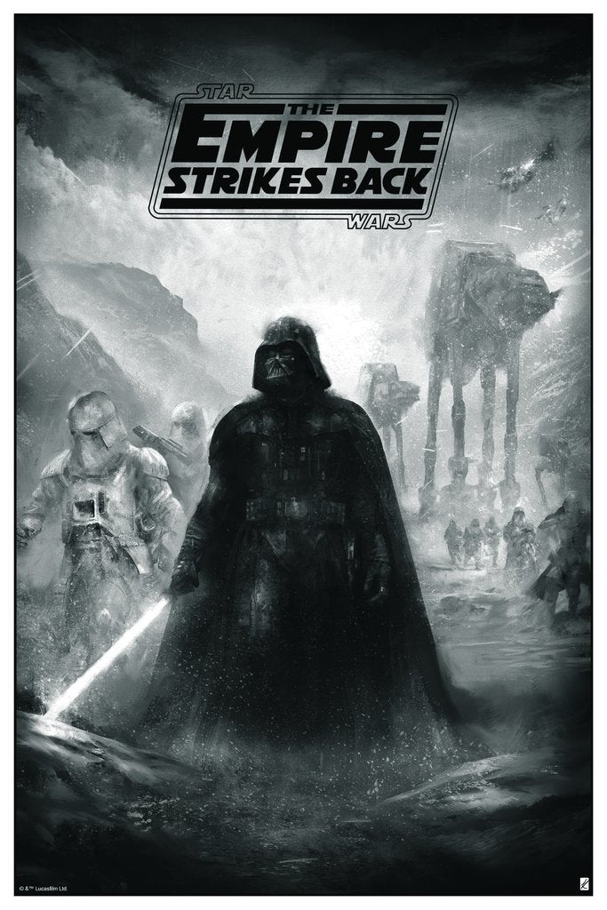 Karl Fitzgerald - Star Wars: The Empire Strikes Back Variant