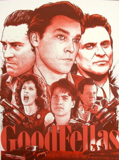 Joshua Budich - Goodfellas (Bloody Red GID Variant)