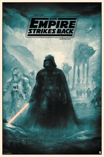 Karl Fitzgerald - Star Wars: The Empire Strikes Back