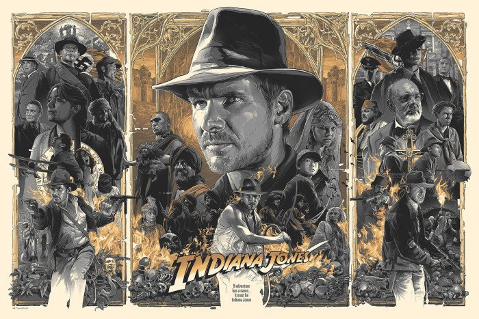 Gabz - Indiana Jones Variant