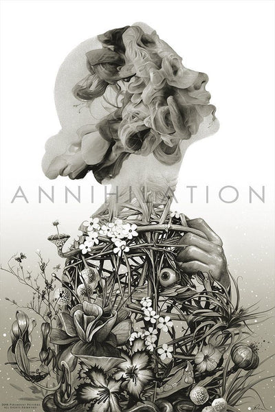 Greg Ruth - Annihilation (PRESALE)