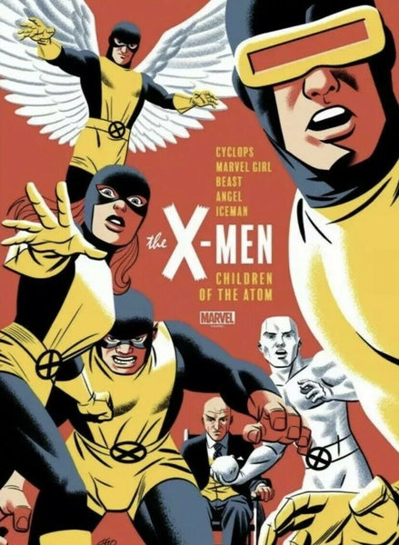 Michael Cho - X-Men (PRESALE Expect to Ship October 2020)