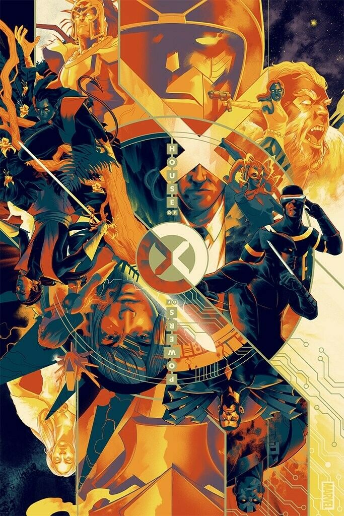 Matt Taylor - X-Men (PRESALE Expect to Ship October 2020)