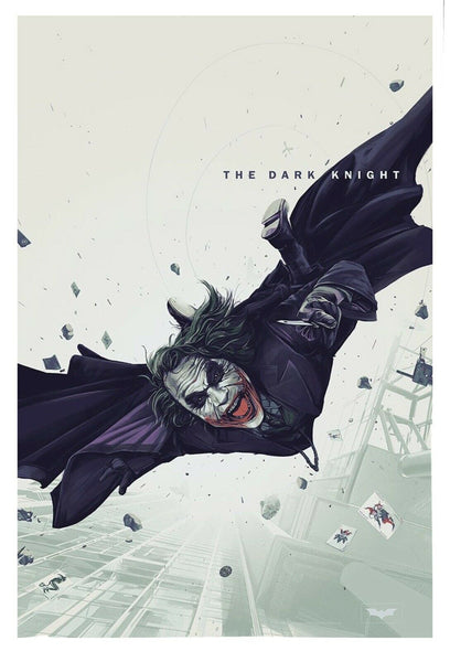 Oliver Barrett - The Dark Knight (PRESALE Expect to Ship October 2020)