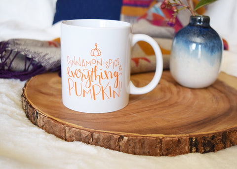Mug // Everything Pumpkin!