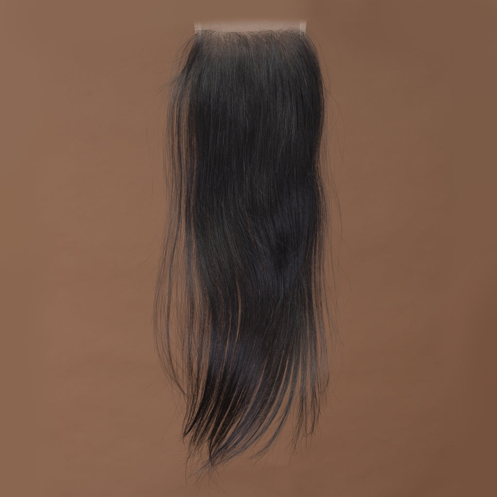 Cambodian Natural Straight Lace Closure