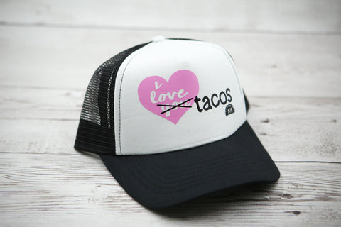 I Love You (Tacos) Heart Hat
