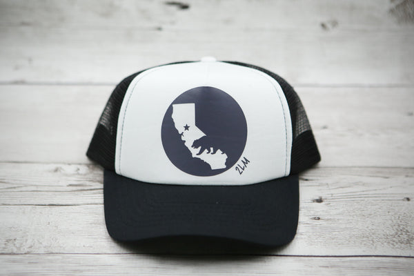 California Love (Circle) Hat