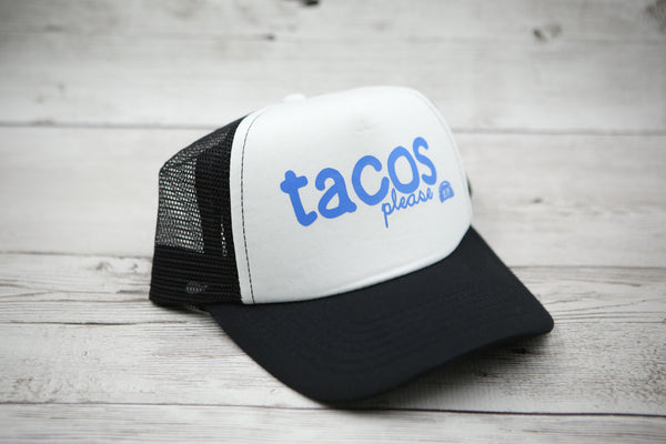 Tacos Please Hat