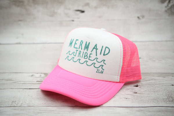 Mermaid Tribe Hat