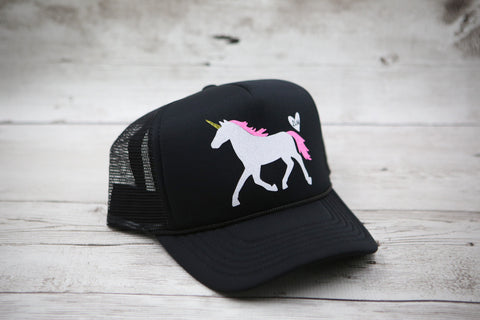 Unicorn Hat- tri color unicorn