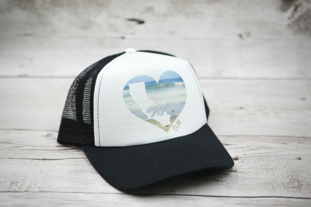 California Love Beach Hat