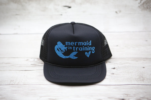 Kids Mermaid in Training Hat
