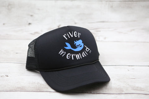 River Mermaid Hat